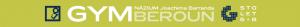 logo_gym. JB Beroun